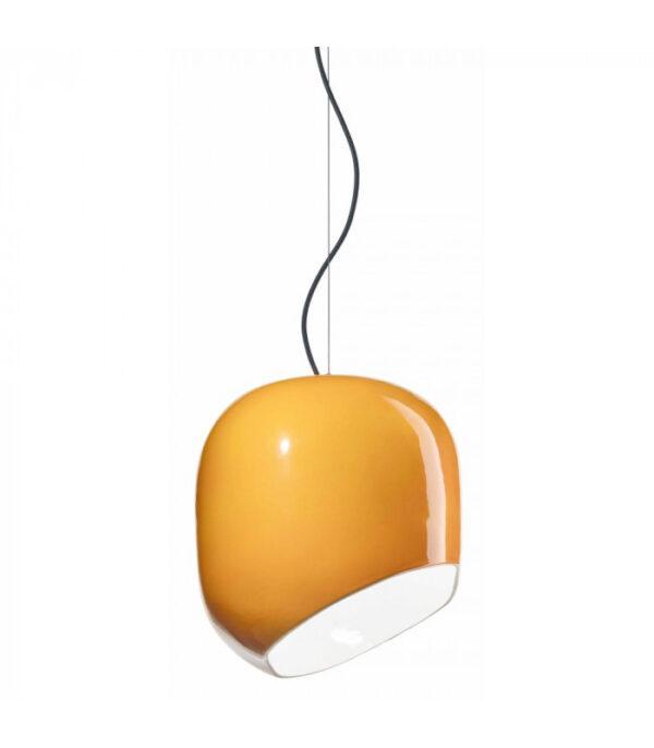 Lampe à Suspension Ayrton C2550 Jaune Ferroluce 1