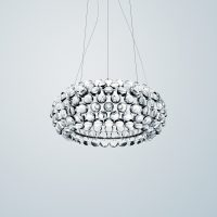Suspension Caboche SP M Or Foscarini Patricia Urquiola | Eliana Gerotto 1
