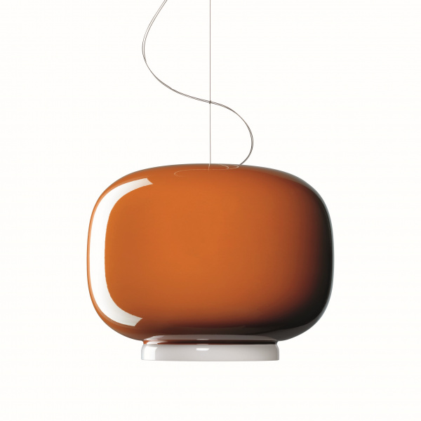 Chouchin Mini 1 SP Φωτιστικό ανάρτησης Orange Foscarini Ionna Vautrin 1