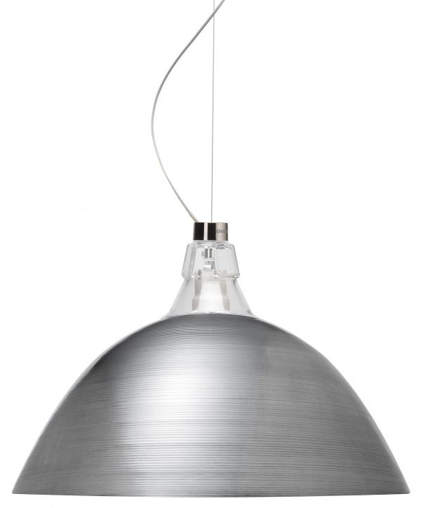 Suspension de Bell Aluminium Diesel avec Foscarini Diesel Creative Team 1