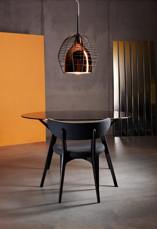 Pendelleuchte Cage Ø 34 cm Bronze | Brown Diesel with Foscarini Diesel Creative Team 2