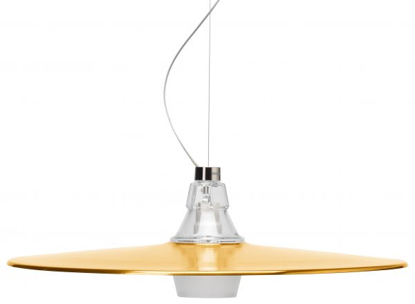 Chandelier Crash Bronze Diesel with Foscarini Diesel Creative Team 1