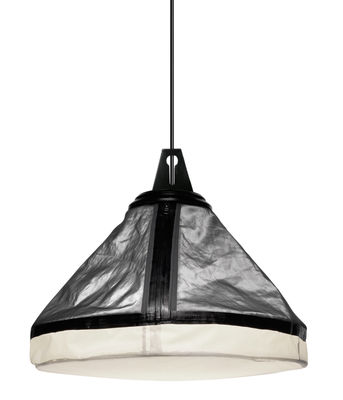 Lampe suspendue Drumbox Gris Diesel avec Foscarini Diesel Creative Team 1
