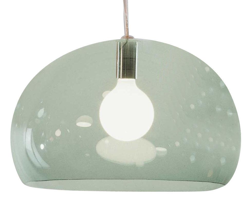 Luminária pendente FL / Y - Ø 52 cm Verde claro Kartell Ferruccio Laviani 1