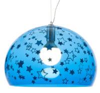 サスペンションランプFL / Y KIDS-Ø52 cm Kartell Blue Ferruccio Laviani 1