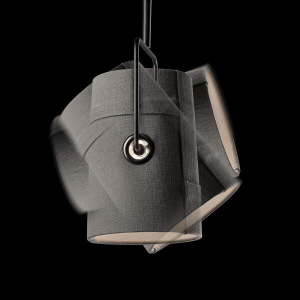 Lampe petite suspension Fork Ivoire Diesel avec Foscarini Diesel Creative Team 2