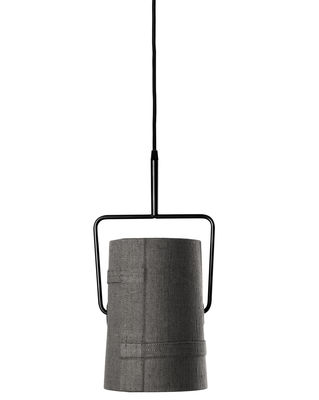 Hanging lamp small Fork Gray Diesel with Foscarini Diesel Creative Team 1