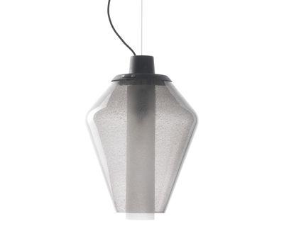 Hanging lamp Metal Glass 2 Grey Diesel with Foscarini Diesel Creative Team 1