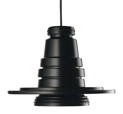 Hanging lamp Tool great Black Diesel with Foscarini Diesel Creative Team 1