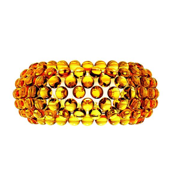 Lampada da Parete Caboche AP LED M Oro Foscarini Patricia Urquiola|Eliana Gerotto 1