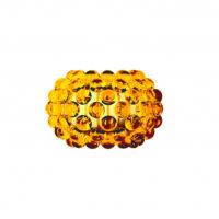 Caboche AP LED S Gold Wall Lamp Foscarini Patricia Urquiola | Eliana Gerotto 1