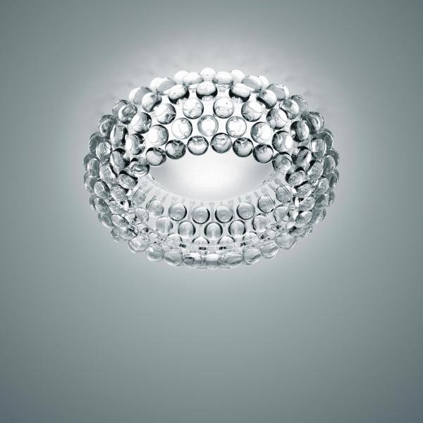 Lámpara de techo transparente Caboche PL Foscarini Patricia Urquiola | Eliana Gerotto 1