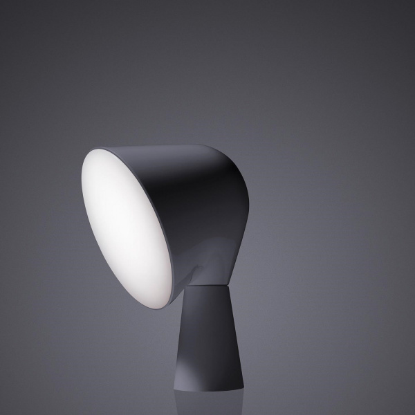 Binic Anthracite Table Lamp Foscarini Ionna Vautrin 1