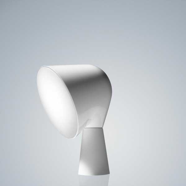 Binic White Table Lamp Foscarini Ionna Vautrin 1