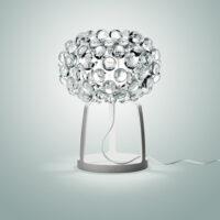 Caboche TL Transparent Table Lamp Foscarini Patricia Urquiola | Eliana Gerotto 1