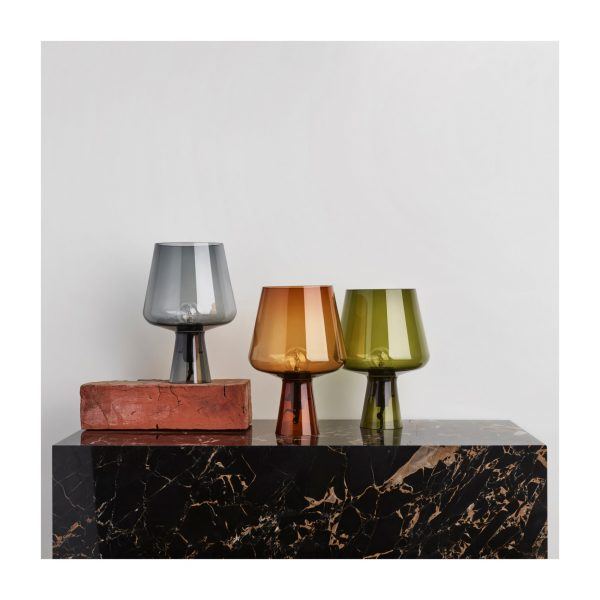 Leimu Table Lamp H 240 mm Copper Iittala Magnus Pettersen 2