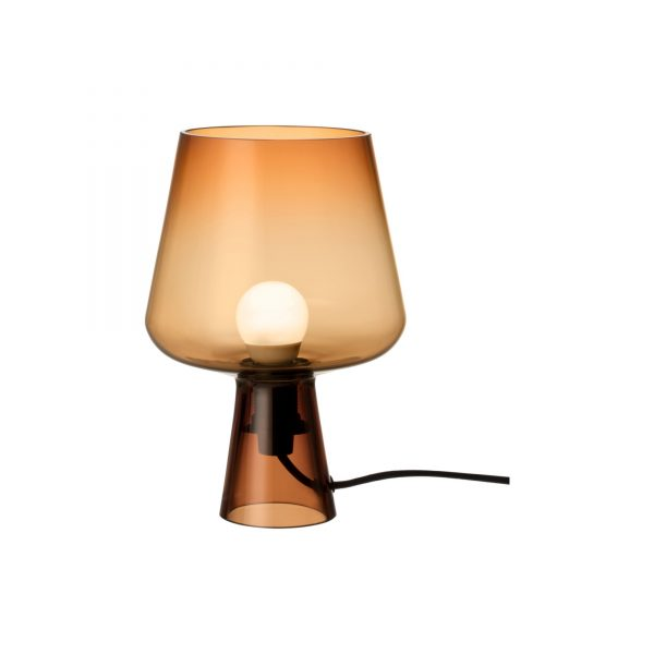 Leimu Table Lamp H 240 mm Copper Iittala Magnus Pettersen 1