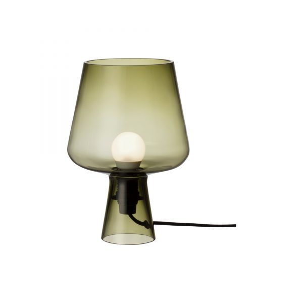 Leimu Table Lamp H 240 mm Green Iittala Magnus Pettersen 1