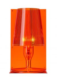 Lampe de table Take Orange Kartell Ferruccio Laviani 1