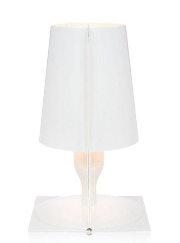 Take Table Lamp Matt white Kartell Ferruccio Laviani 2