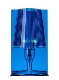 Take Blue Table Lamp Kartell Ferruccio Laviani 1