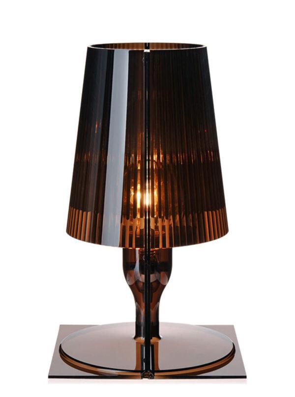 Nehmen Sie Fumé Tischlampe Kartell Ferruccio Laviani 2