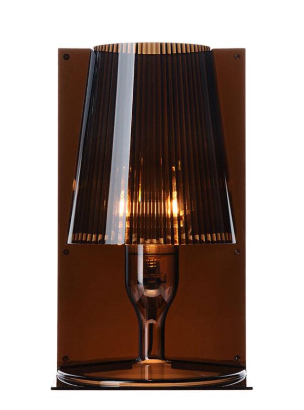 Nehmen Sie Fumé Tischlampe Kartell Ferruccio Laviani 1