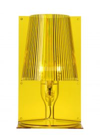 Take Yellow Table Lamp Kartell Ferruccio Laviani 1