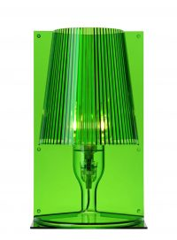 Take Green Table Lamp Kartell Ferruccio Laviani 1