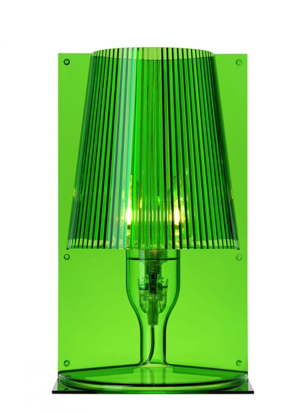 Take Green Lampe de table Kartell Ferruccio Laviani 1