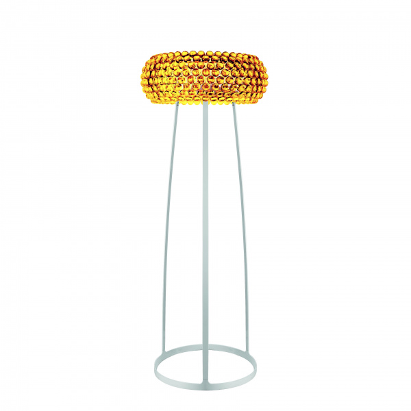 Lámpara de pie Caboche PT L Gold Foscarini Patricia Urquiola | Eliana Gerotto 1