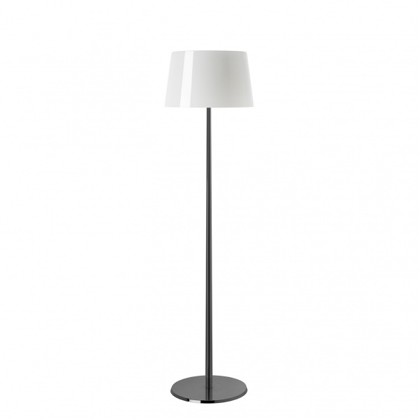 Lumiere PT XXL Floor Lamp Dark chrome | blan Foscarini Rodolfo Dordoni 1