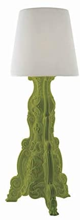 Green Madame of Love Floor Lamp Slide Moropigatti 1