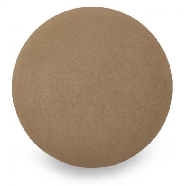 Lâmpada de assoalho Oh! Candeeiro de chão esfera para exterior M Brown Linea Light Group Centro Design LLG