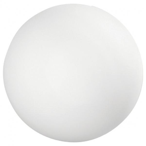 Lampadaire Oh! sphère L White Linea Light Group Centro Design LLG