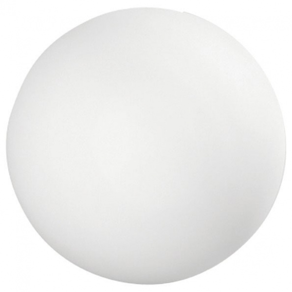 Lámpara de pie Oh! tamaño de esfera XL Blanco Linea Light Group Centro Design LLG