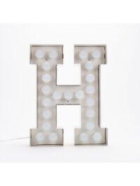 Vegaz Floor Lanp - Lèt H - H 60 cm Blan Seletti Selab