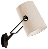 Wall lamp Fork Brown | Ivory Diesel with Foscarini Diesel Creative Team 1