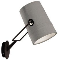 Wall lamp Fork Brown | Grey Diesel with Foscarini Diesel Creative Team 1