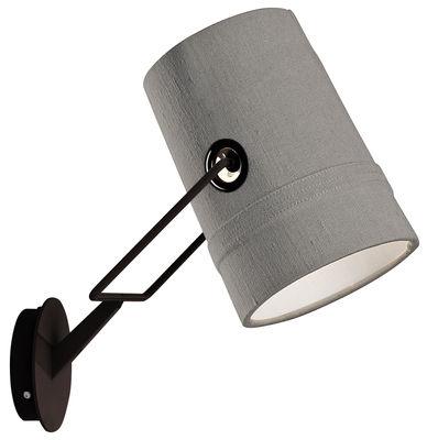Lámpara de pared Tenedor Marrón | Gris Diesel con Foscarini Diesel equipo creativo 1