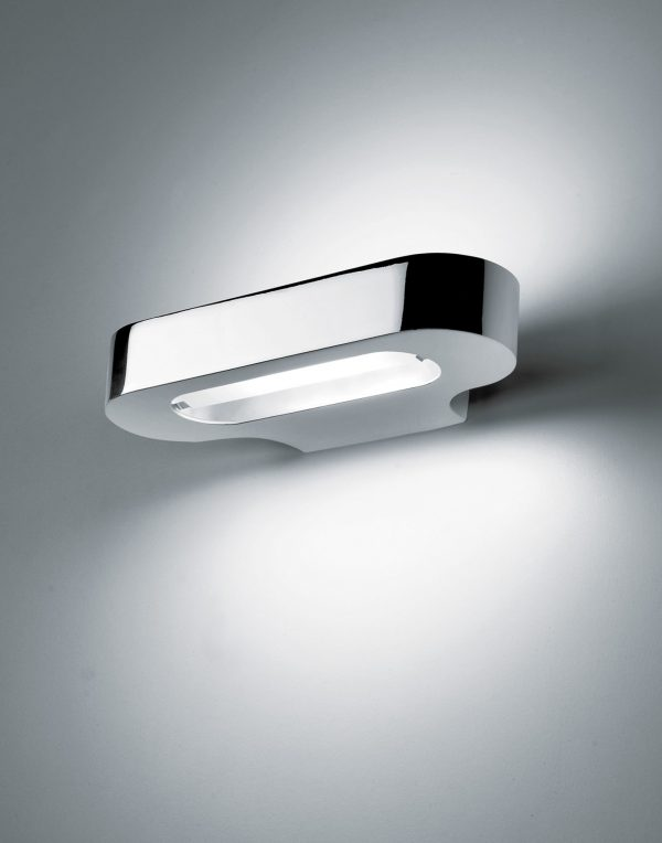 Artemide lanp Talo miray Chrome Neil Poulton 2