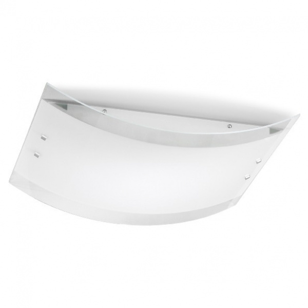 Mille M ceiling lamp White | Nickel Linea Light Group Centro Design LLG