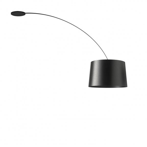 Λάμπα οροφής Twiggy Black Foscarini Marc Sadler 1