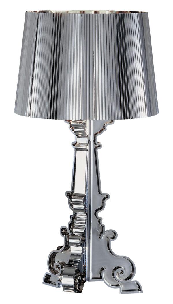 Lampada da tavolo Bourgie Cromato Kartell Ferruccio Laviani 1