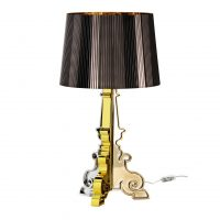 Lámpara de mesa Bourgie Edición limitada Navidad 2011 Titanium Kartell Ferruccio Laviani 1
