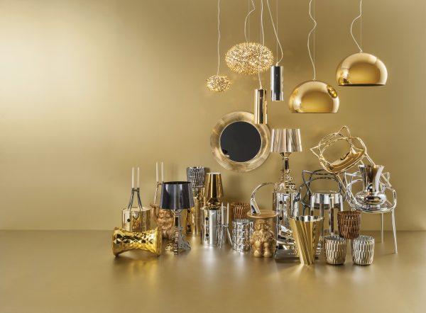 Bourgie Rame Kartell Ferruccio Laviani 2 table lamp