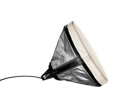 Table lamp Drumbox - Ø 45 cm Grey Diesel with Foscarini Diesel Creative Team 1