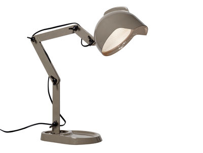 Table lamp Duii Grey Diesel with Foscarini Diesel Creative Team 1