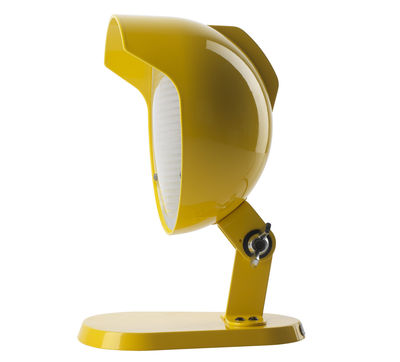 Lampe de table DUII Mini Jaune Diesel avec Foscarini Diesel Creative Team 1