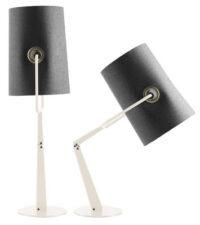 por lámpara de mesa Tenedor Gris | Marfil Diesel con Foscarini Diesel equipo creativo 1
